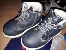 Zimné topánky veĺ.25, fila,25
