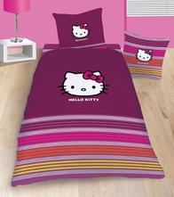 Posteľné obliečky hello kitty,