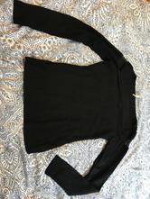 Príjemné tričko na zimu, hrubo pletené,