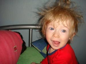 Takto vyzeram ked rano vstanem...
