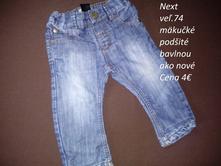 5c6fe4222c5b Detské nohavice