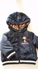 Obojstranná bunda top stav + čiapka, original marines,74