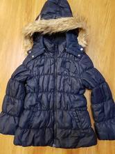 Zimná bunda, h&m,122