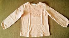 Tričko s motýlikmi 98-104, h&m,98