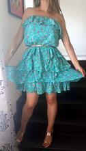 Volánové šaty, new look,40
