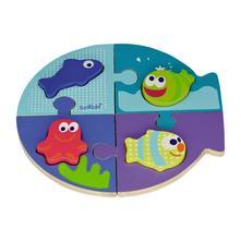 Dvoj-puzzle - morský svet (boikido),