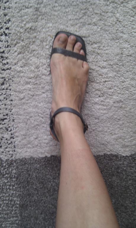 Sandalky elegantne, 38