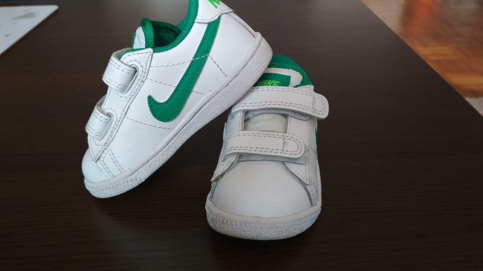 Nike botasky veľ. 21 ca0389221fc