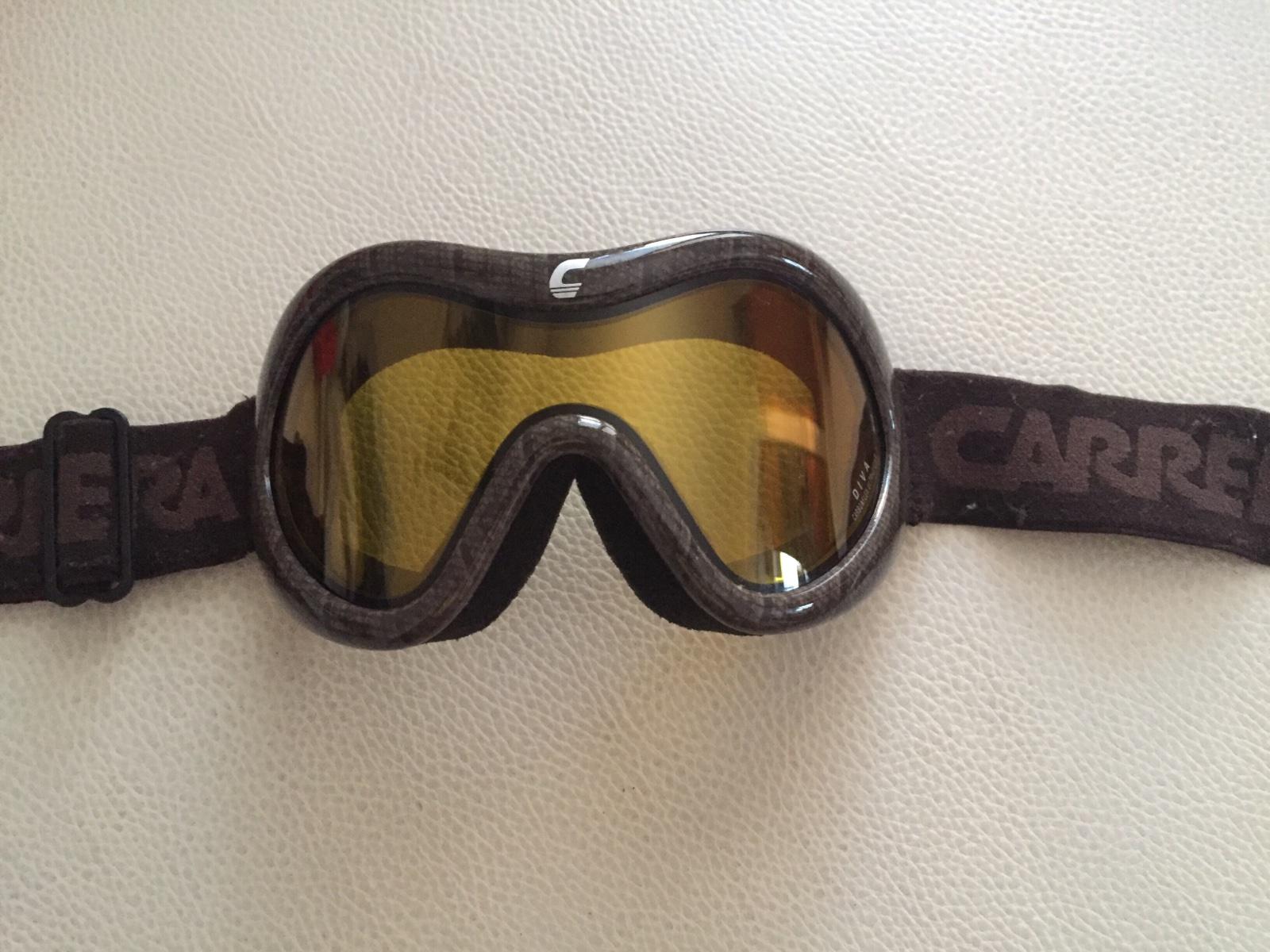 0c063864a Dámske lyžiarske okuliare carrera, - 13 € od predávajúcej mlocica | Detský  bazár | ModryKonik.sk