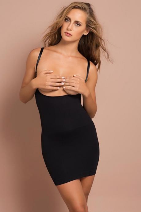 0fcf23560 Plie 50422 sťahujúce šaty tvarujúce postavu, l / m / s / xl / xs - 41,46 €  od predávajúcej liliana_sk | Detský bazár | ModryKonik.sk