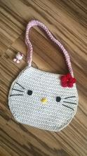 Mini kabelka hello kitty,