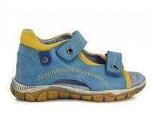 D.d.step detské sandále k330-4003, d.d.step,19 / 21 / 23 / 24
