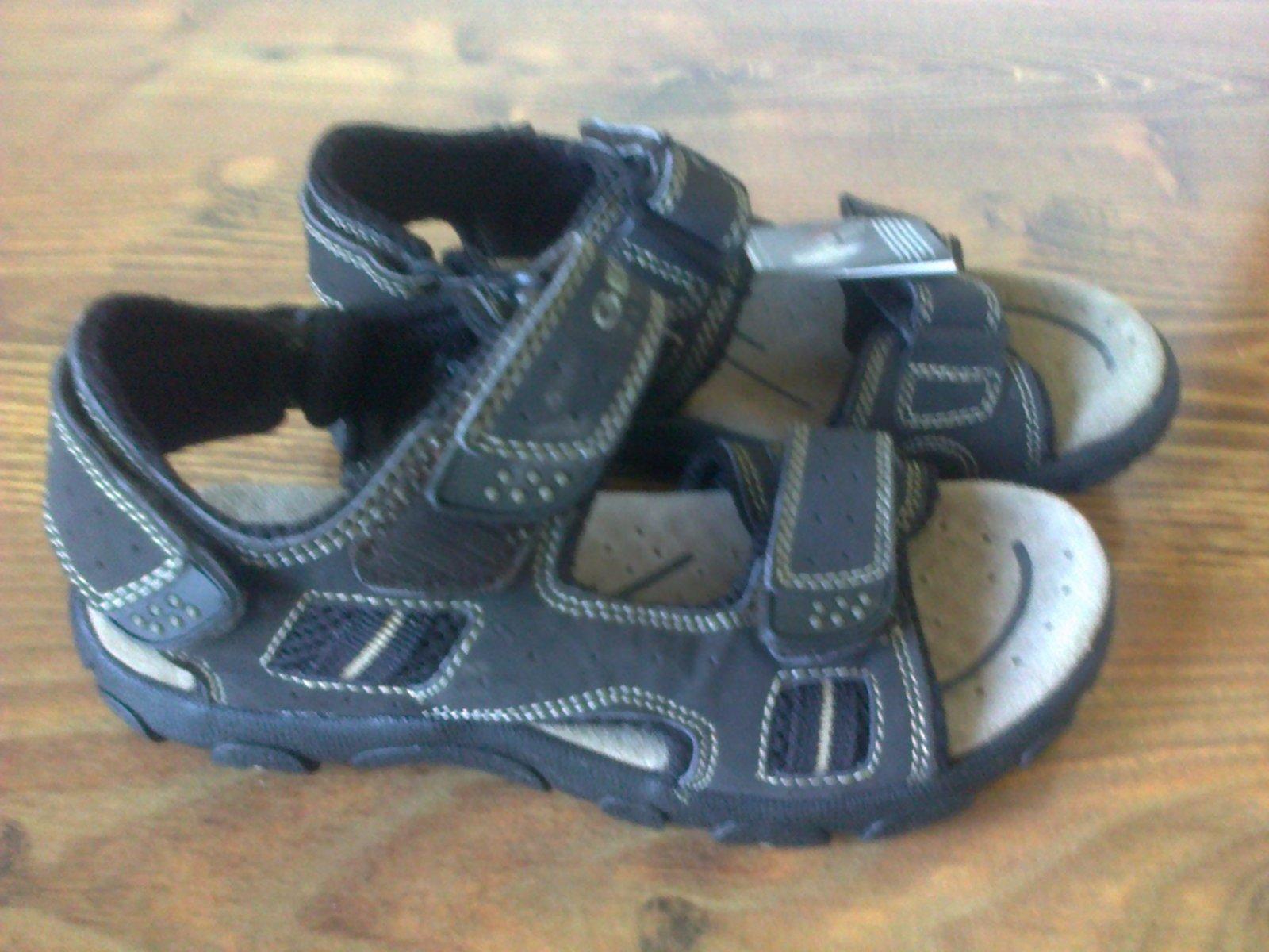 aliexpress große Vielfalt Modelle Schuhe für billige Chlapčenské sandále, geox,33 - 19 € od predávajúcej 1alenka ...