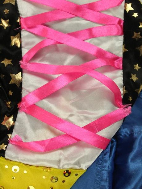 Dámsky karnevalový kostým cigánka d66ac3d9baa