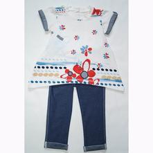 Set tričko a džínsové legíny, 74 - 104