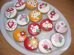 Vikendove cupcakes
