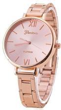6b1d4735f7c4 Luxusní dámské hodinky geneva slim ružove