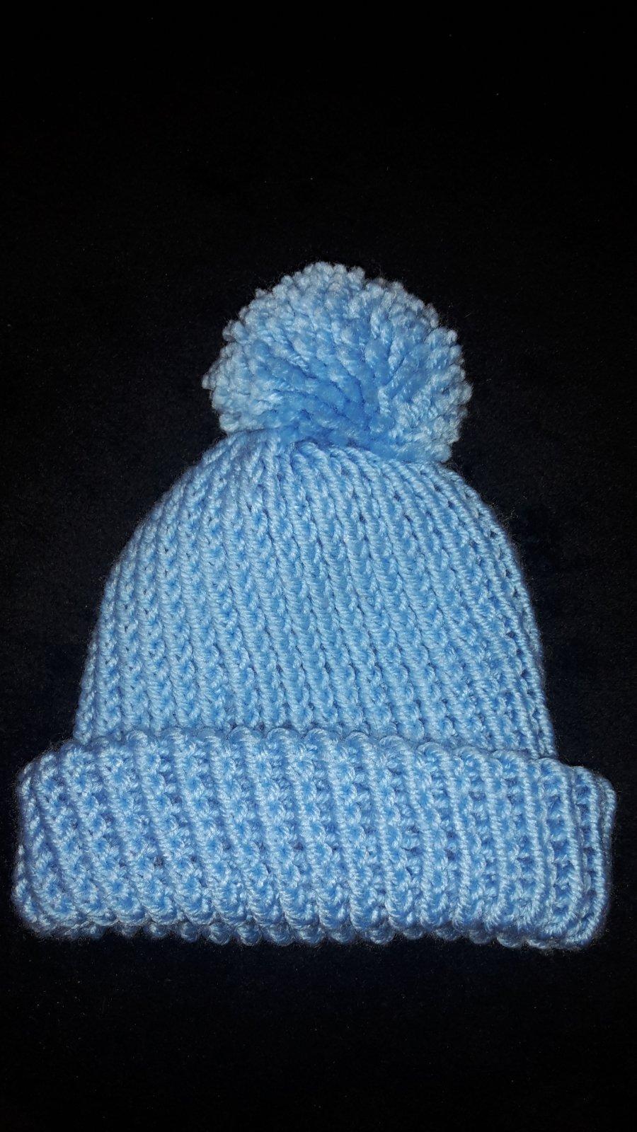 32f41f75e Zimna hackovana ciapka, 80 / 86 / 92 / 98 - 5 € od predávajúcej ...