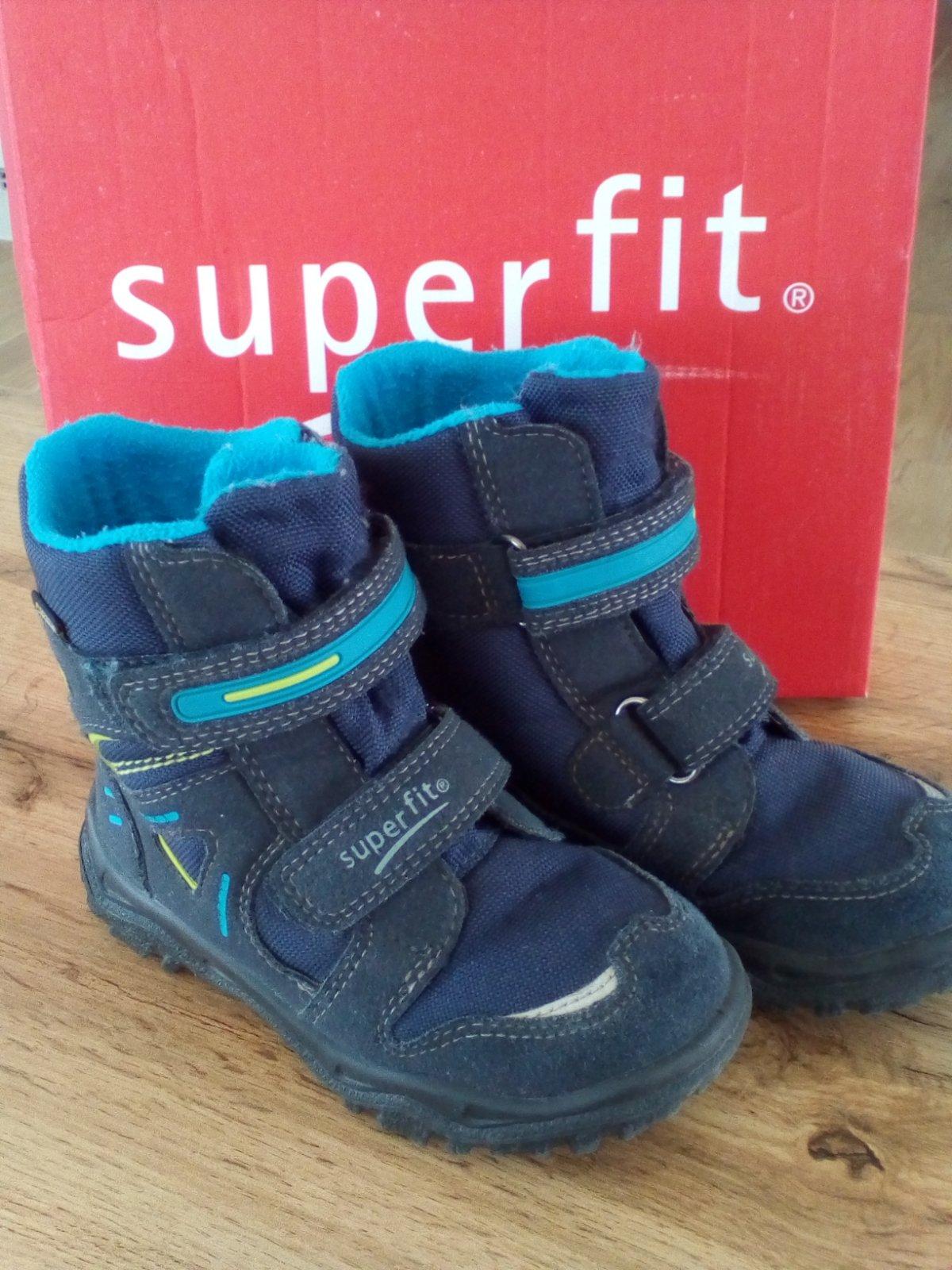 Zimné topánky superfit 36117d6095f