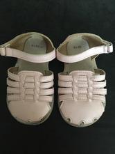 Kožené sandálky, lindex,18