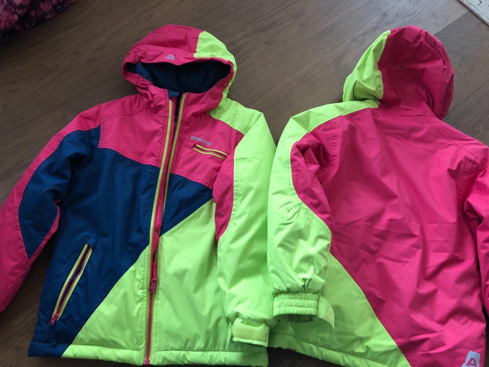 800536ece 128 alpine pro lyžiarske bundy pre dvojičky, 128 - 22 € od predávajúcej  matamita   Detský bazár   ModryKonik.sk