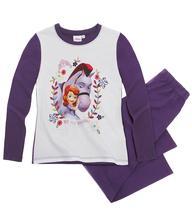 Disney sofia prvá pyžamo tm.fialová, disney,92 / 104 / 110 / 116 / 128