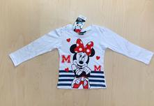 Tričko minnie mouse, disney,98 - 134
