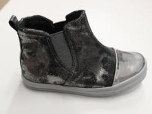 Dievčenské vyteplené topánky 5374 b,z, kornecki,28 - 35