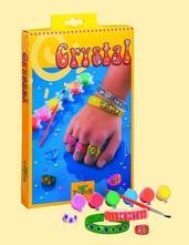 Kreatívna výroba prsteňov a náramkov, 5+ ,