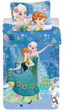 Posteľné obliečky frozen ľadové kráľovstvo, 140,200