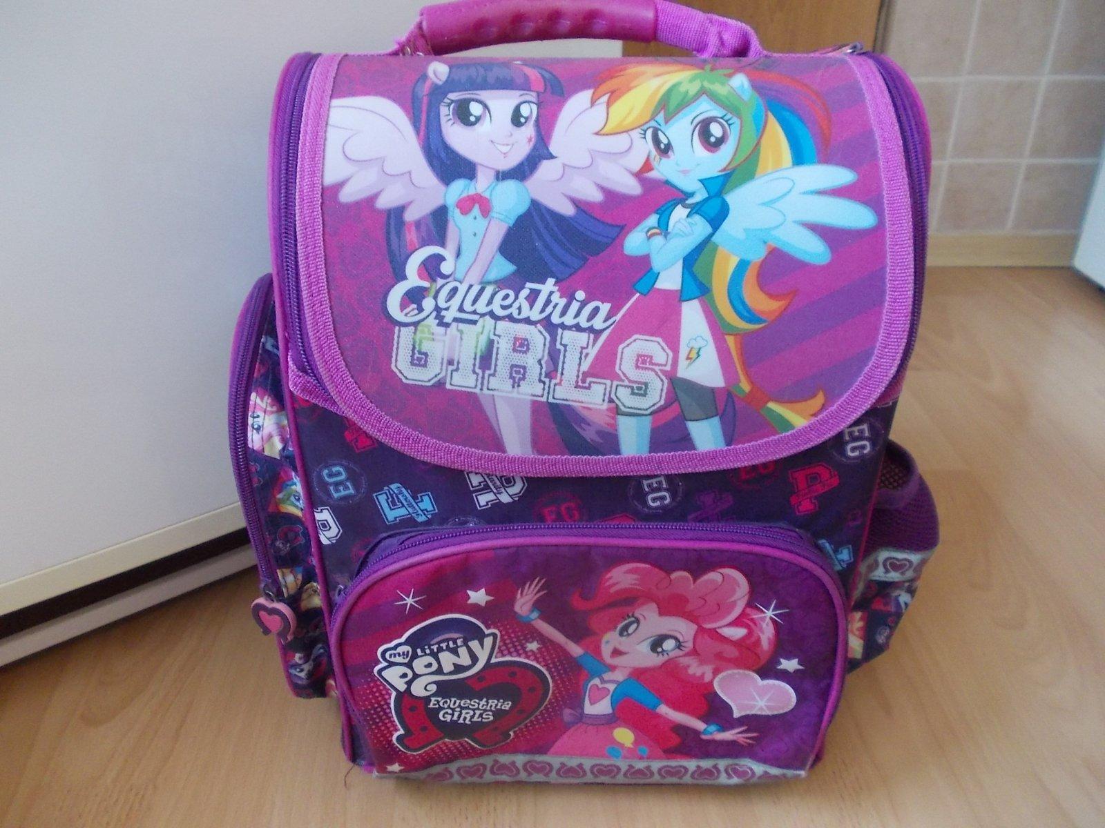 64984f9f04 Mlp equestria girls školska taška
