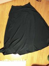 Tmavozelená spoločenská sukňa, 38