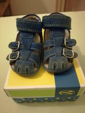 Modré sandále, richter,20