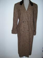 484. prechodný dlhý kabát                , 44