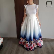 Spoločenská suknička, 32 - xxxl