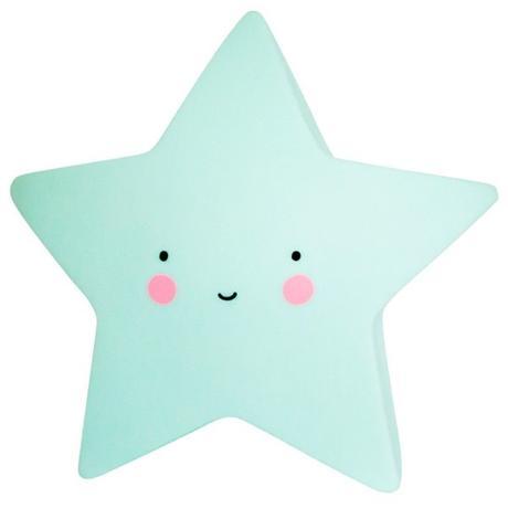 65391d140 Trojrozmerná led lampa detská, zelená hviezda, - 8 € od predávajúcej  majkavila | Detský bazár | ModryKonik.sk