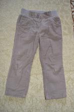 Menčestrové nohavice pre dievčatá, cherokee,98