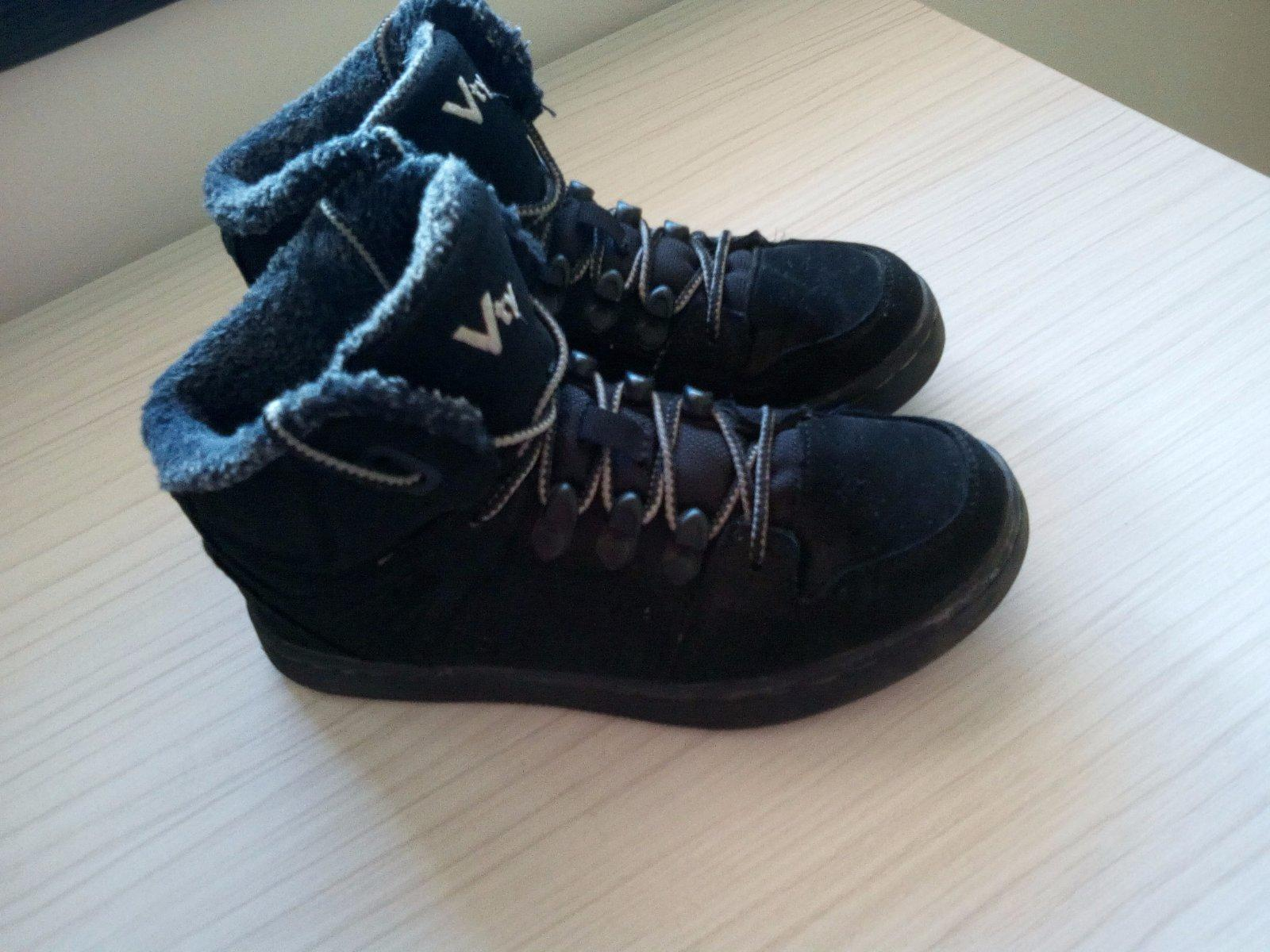 Zateplené tenisky topánky prechodné victory fc764885a14