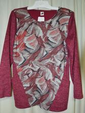 Dámske tričko, sveter, tunika, 42 - xxxl