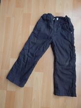 Zateplené nohavice, lupilu,98