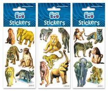 Nálepky zvieratá 66x180,