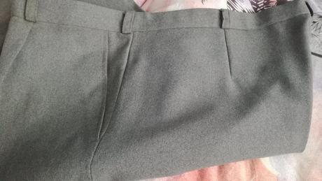 bfb979d404 Pánske šedé oblekové nohavice