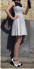 Xs-s čipkované retro šaty, f&f,s