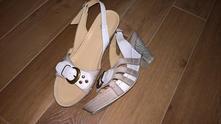 Dámske sandále - nenosené, john garfield,40