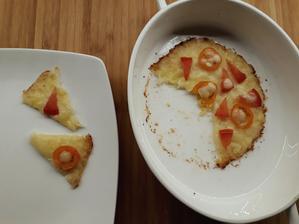 Karfiolova minipizza