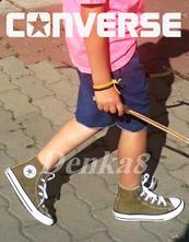 Detská obuv, converse,28 - 34