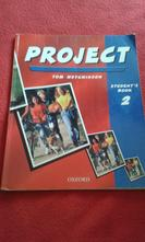 Anglická učebnica project 2,