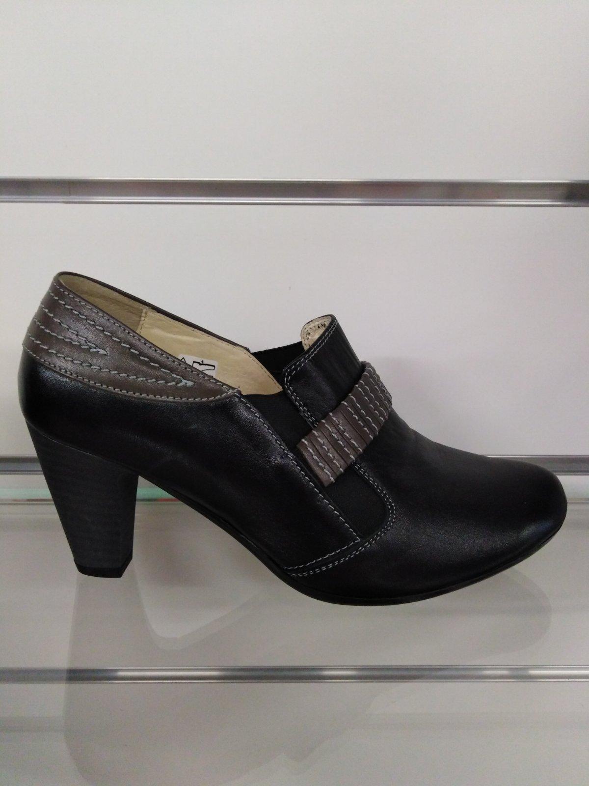 7425ce75c Dámske kožené topánky 4279 b, 39 / 40 / 41 - 31,50 € od predávajúcej  susana09 | Detský bazár | ModryKonik.sk