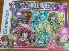 Puzzle monster high,