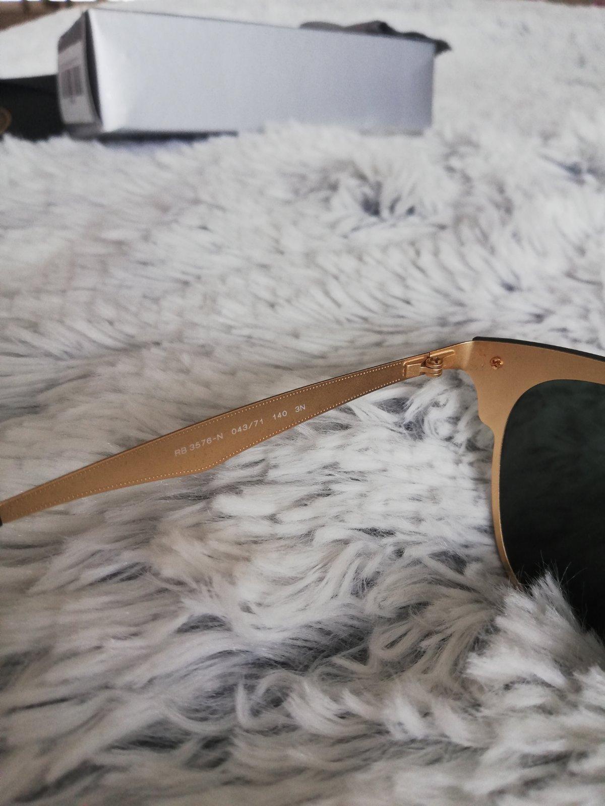 60a5b62e3 Slnečné okuliare ray ban blaze clubmaster, - 93 € od predávajúcej ...